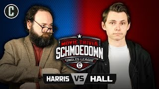 Lon Harris VS Cody Hall - Movie Trivia Schmoedown