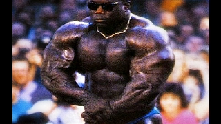 Was Victor Richards the best bodybuilder to ever turn pro? *Interac...