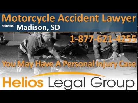 Madison Motorcycle Accident Lawyer & Attorney - South Dakota