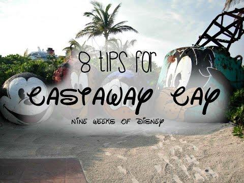 Nine Weeks of Disney - Week Four | Tips for Castaway Cay