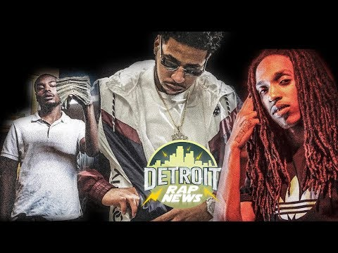 """Remy Frost Ft. Drego Beno – """"Work"""" (DetroitRapNews Exclusive Official Audio)"""