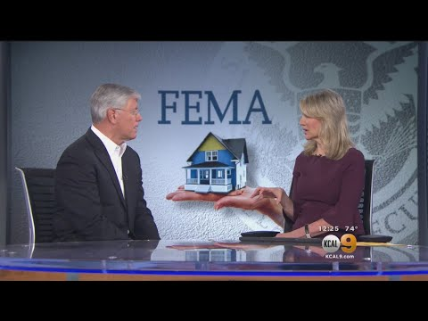 FEMA Official Discusses The Importance Of Having Proper Flood Insurance Coverage