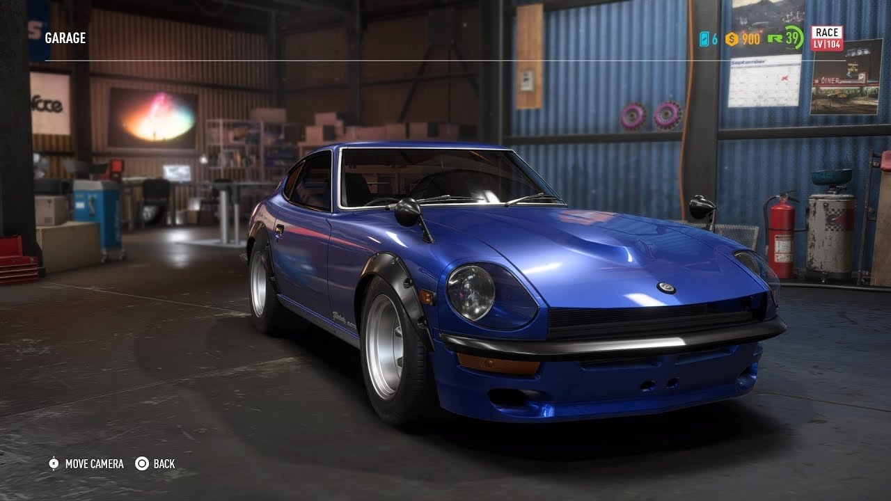 need for speed payback nissan 240z tuning devil z. Black Bedroom Furniture Sets. Home Design Ideas