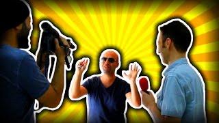 Ünlüler ve Magazinciler | Tahsin Hasoğlu | Video 75