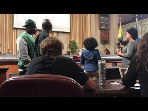 Carol Fife Speaks About Lake Merritt Barbecue Incident at Oakland City Council Meeting