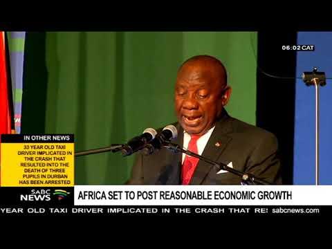 Africa set to post reasonable economic growth