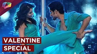 Sanam Johar and Nora Fatehi's Romantic dance