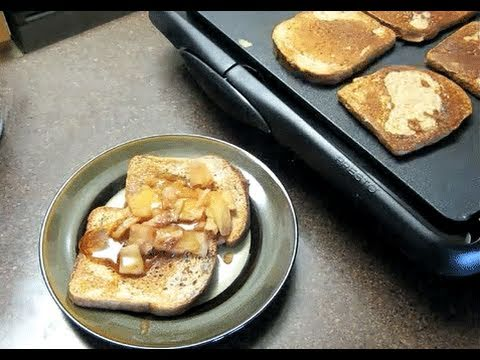 Healthy Tip: Savory Apple Cinnamon French Toast with Egg Whites ...