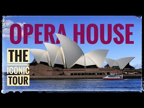 Sydney Opera House in 4K
