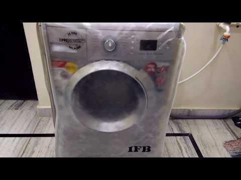 Review of ifb washing machine in telugu