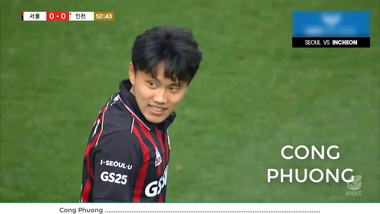 CONG PHUONG VS SEOUL MOI NHAT NGAY 21/4/2019