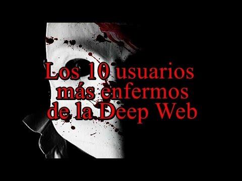 Top: Los 10 Usuarios Mas Enfermos De La Deep Web