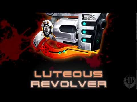 [Kr-S4] [NEW] Luteous Revolver [NEW] Halloween Party!