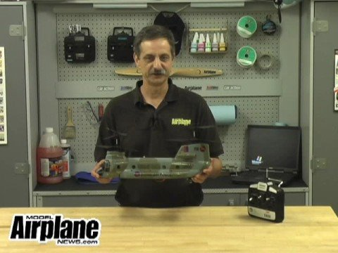 Chinook Tandem Rotor RC Helicopter - YouTube
