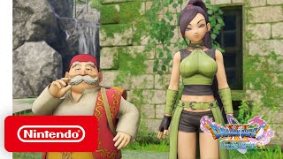 Meet Jade & Rab - DRAGON QUEST XI S: Echoes of an Elusive Age - Definitive Edition