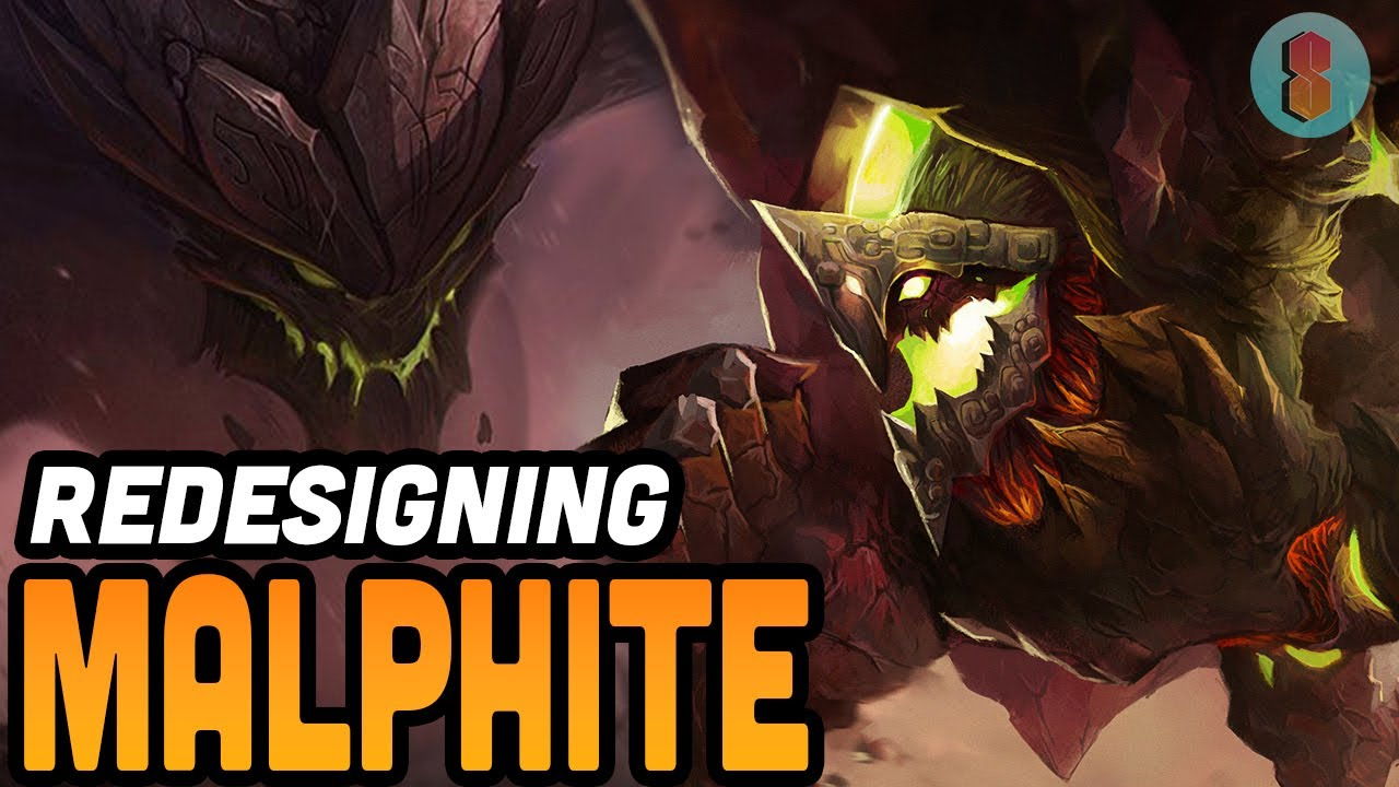 Fixing LOL's Boring Champs: Malphite