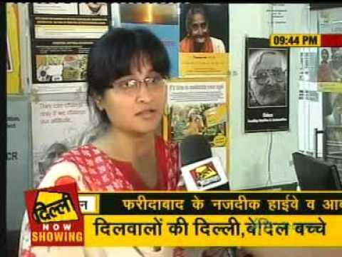 Delhi AajTak (Hamaari Delhi) - Raising Awareness on Elder Abuse on World Elders Day