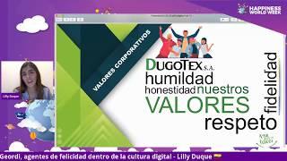Diane & Geordi, agentes de felicidad dentro de la cultura digital - Lilly Duque 🇨🇴