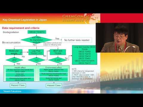 Japan - chemical control legislation