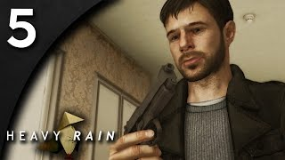 Let's Play Heavy Rain Remastered Part 5 - Anonymous Letter [PS4 Gameplay/Walkthrough]