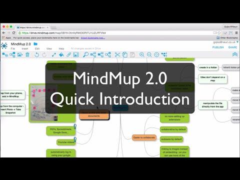 MindMup 2.0 - Free Mind Map web site - Chrome Web Store