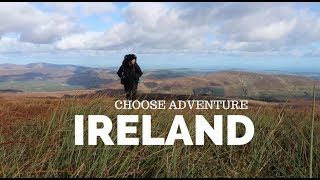Wild Camping in Wicklow • Episode #3 • Microadventures Ireland