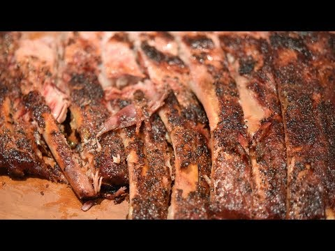Franklin Style Ribs - Here's How