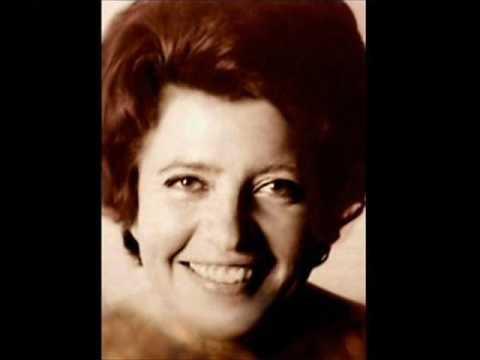Janine Devost - C'est ainsi que tu es - Francis Poulenc
