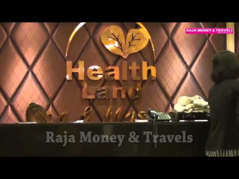 Pattaya Health Land Spa & Massage – Thailand Tour Packages