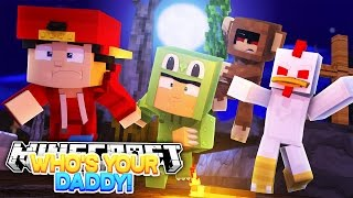 Minecraft Adventure - WHO'S YOUR DADDY - LITTLE CLUB'S NAUGHTIEST BABIES!!!