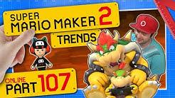 KURZ aber GEIL 👷 SUPER MARIO MAKER 2 ONLINE #107