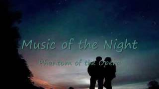 Music of the Night -Instrumental