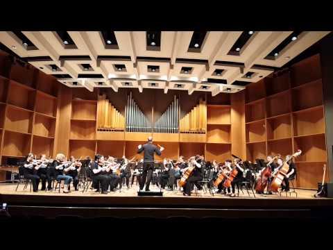 UAF Summer Music Academy Jeriel J Muniz Cello