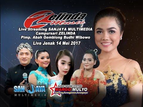 Live Streaming SANJAYA MULTIMEDIA- Campursari ZELINDA - MARGO MULYO SOUND part 2