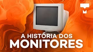 História dos Monitores - TecMundo thumbnail