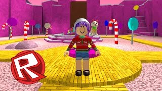 ROBLOX ESCAPE THE CANDY OBBY (FR) DONUT QUEEN - FRANCE JEUX RADIOJH