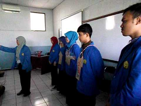 game ospek show up HIMASIF 2015