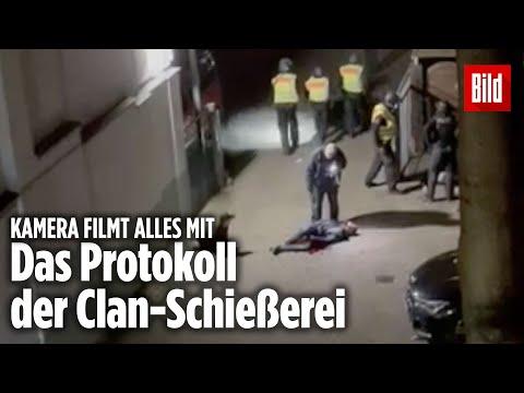 Clan-Krieg in Berlin: Spektakuläre Aufnahmen zeigen neue Erkenntnisse über wüste Schießerei