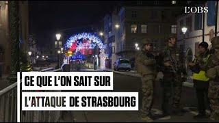 Fusillade à Strasbourg : au moins deux morts et quatorze blessés