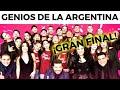 ¡GRAN FINAL! Genios de la Argentina en Showmatch - Programa 02/08/19