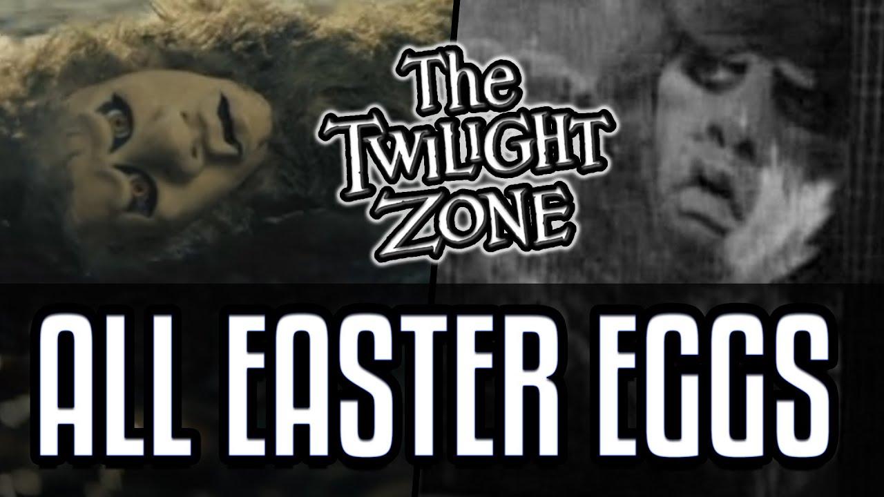 08651352e692d The Twilight Zone (2019) ALL EASTER EGGS EXPLAINED - YouTube