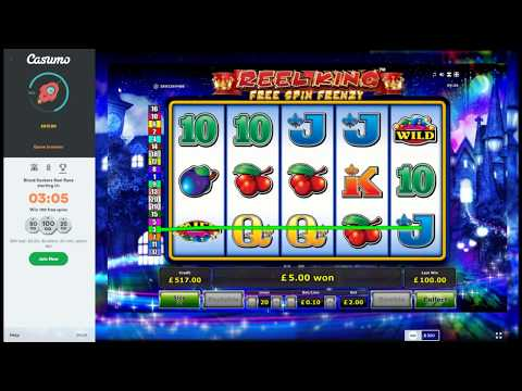 Sunday Slots with The Bandit - Garden of Riches, Reel King and More