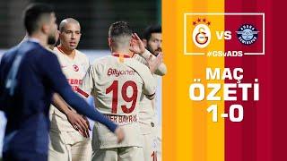 ÖZET | Galatasaray 1-0 Adana Demirspor #GSvADS