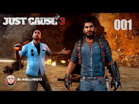 Just Cause 3 #001 - Rico Rodriguez springt ab [XBO][HD] | Let's play Just Cause