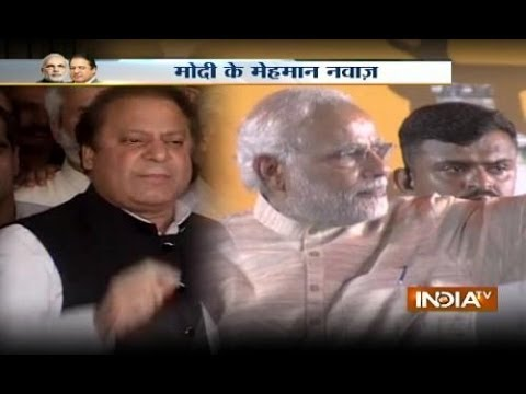 Pak PM Nawaz Sharif to attend Narendra Modi's swearing-in ceremony