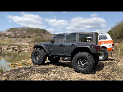 1/10-scale-scx10-iii-jeep-rubicon-jl-#3-|-trx-4-chevy-k5-blazer-|-off-road