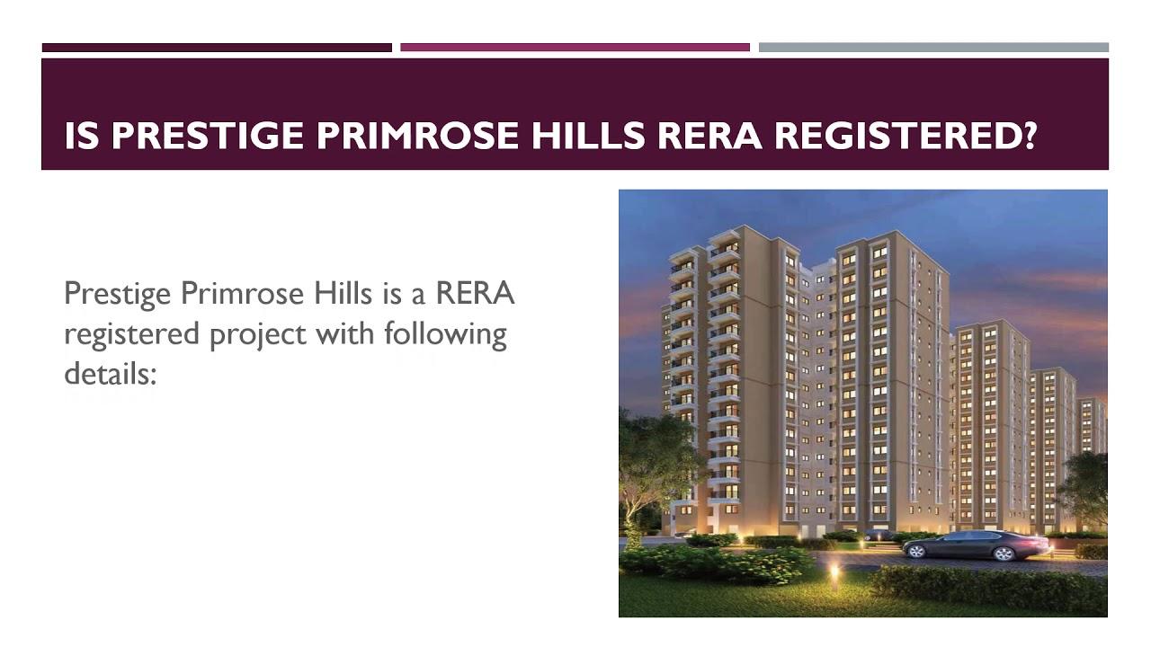 Prestige Kanakapura Primrose Hills | Off Kanakapura Road | 1 & 2 BHK Apartment | Contact @886126