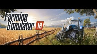Farming Simulator 16 [2016] Android iOS Gameplay HD