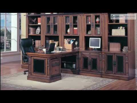 DaVinci Office Furniture Collection From Parker House
