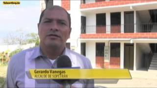 20 familias estrenan casas en Sopetrán